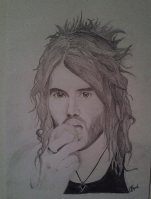 Russell Brand by amalia182